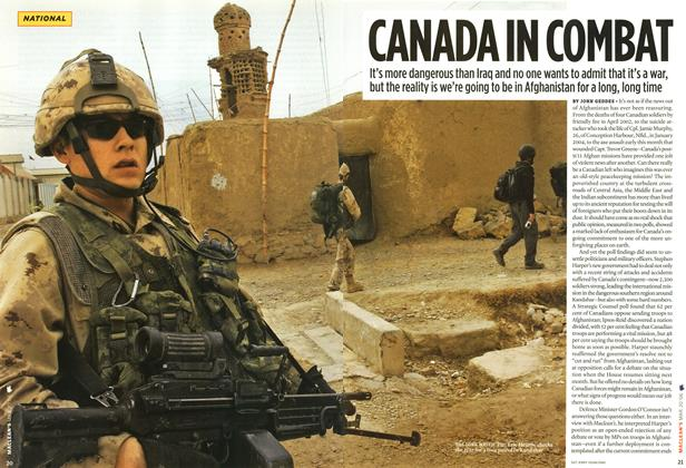 Article Preview: CANADA IN COMBAT, MAR. 20th 2006 2006   Maclean's