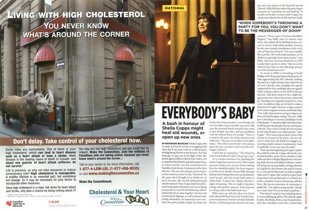 Article Preview: EVERYBODY'S BABY, MAR. 20th 2006 2006 | Maclean's