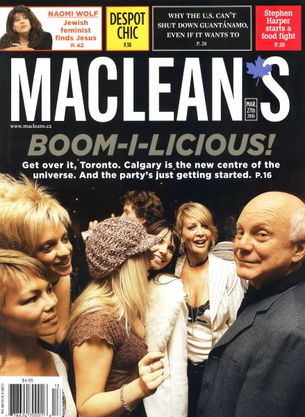 Issue: - MAR. 27th 2006 | Maclean's