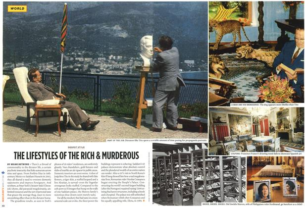 Article Preview: THE LIFESTYLES OF THE RICH & MURDEROUS, MAR. 27th 2006 2006 | Maclean's