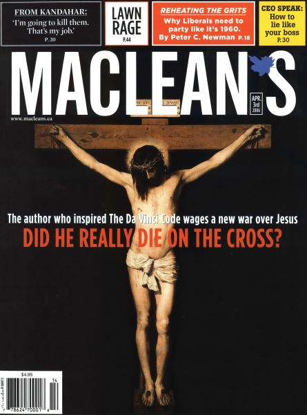 Issue: - APR. 3rd 2006 | Maclean's