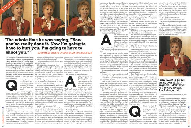 "Article Preview: 'The whole time he was saying, ""Now you've really done it. Now I'm going to have to hurt you. I'm going to have to shoot you."" ', APR. 3rd 2006 2006 