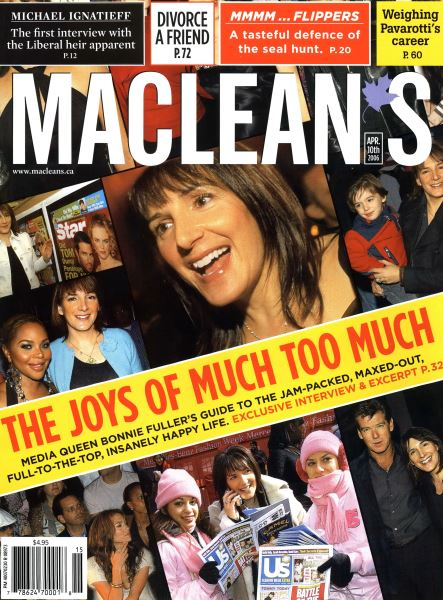 Issue: - APR. 10th 2006 | Maclean's