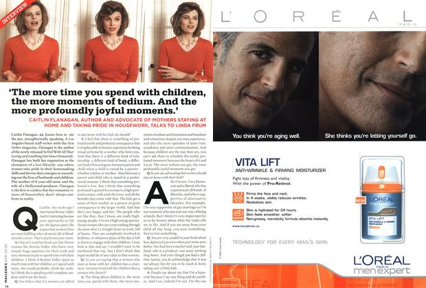 Article Preview: 'The more time you spend with children, the more moments of tedium. And the more profoundly joyful moments.', APR. 24th 2006 2006 | Maclean's