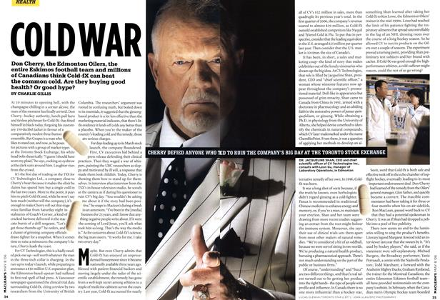 Article Preview: COLD WAR, MAY 8th 2006 2006 | Maclean's