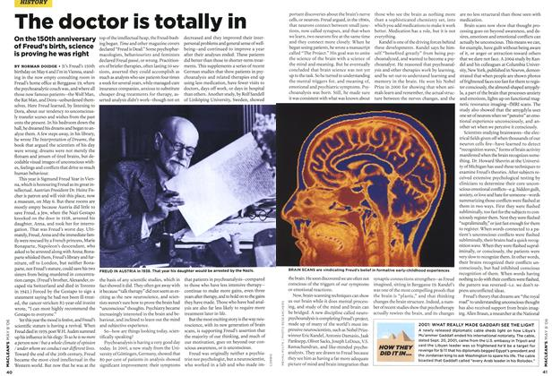 Article Preview: The doctor is totally in, MAY 8th 2006 2006 | Maclean's