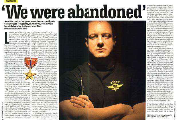 Article Preview: 'We were abandoned', MAY 15th 2006 2006 | Maclean's