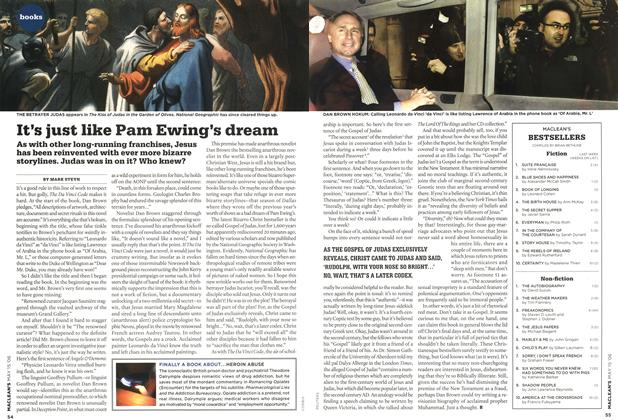 Article Preview: It's just like Pam Ewing's dream, MAY 15th 2006 2006 | Maclean's