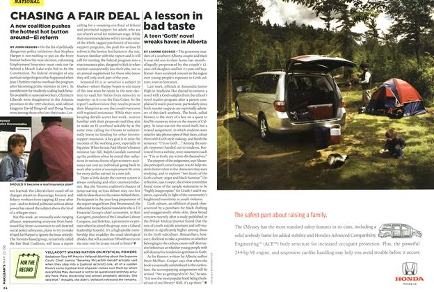 Article Preview: CHASING A FAIR DEAL, MAY 22nd 2006 2006 | Maclean's