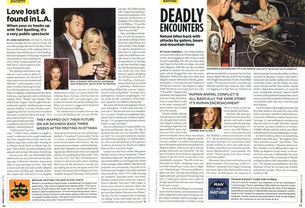Article Preview: Love lost & found in L.A., MAY 29th 2006 2006 | Maclean's