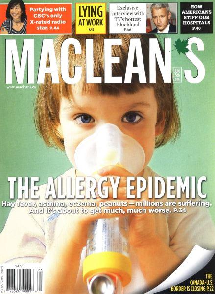 Issue: - JUN. 5th 2006   Maclean's