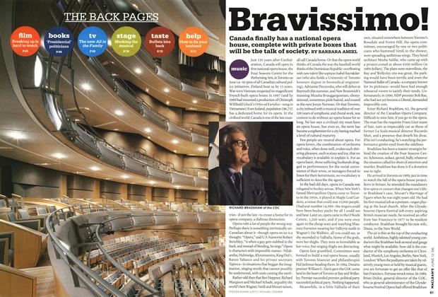 Article Preview: Bravissimo!, JUN. 12th 2006 2006 | Maclean's