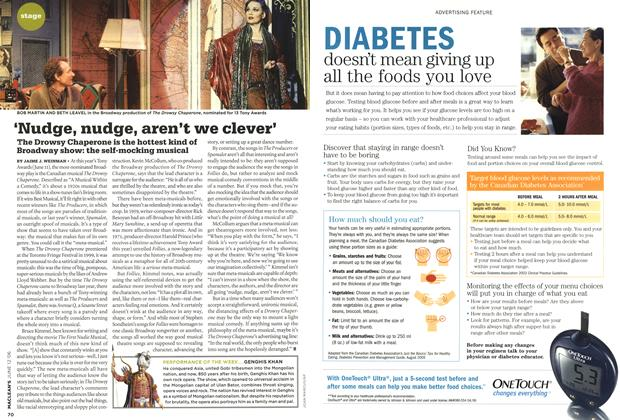 Article Preview: 'Nudge, nudge, aren't we clever', JUN. 12th 2006 2006 | Maclean's
