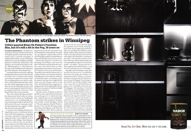 Article Preview: The Phantom strikes in Winnipeg, JUN. 19th 2006 2006 | Maclean's