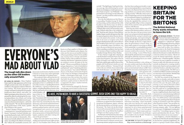 Article Preview: KEEPING BRITAIN FOR THE BRITONS, JUL 24th 2006 2006 | Maclean's