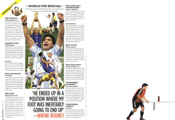 Article Preview: WORLD CUP SPECIAL, JUL 24th 2006 2006 | Maclean's