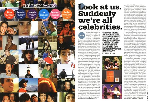 Article Preview: Look at us. Suddenly we're all celebrities., JUL 24th 2006 2006 | Maclean's