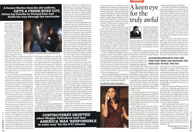Article Preview: A keen eye for the truly awful, AUG. 7th 2006 2006   Maclean's