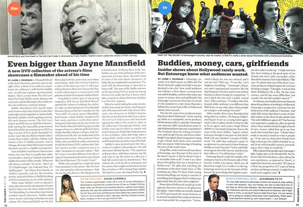 Article Preview: Even bigger than Jayne Mansfield, AUG. 7th 2006 2006 | Maclean's