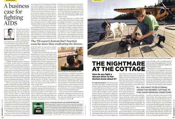 Article Preview: THE NIGHTMARE AT THE COTTAGE, AUG. 28th 2006 2006 | Maclean's