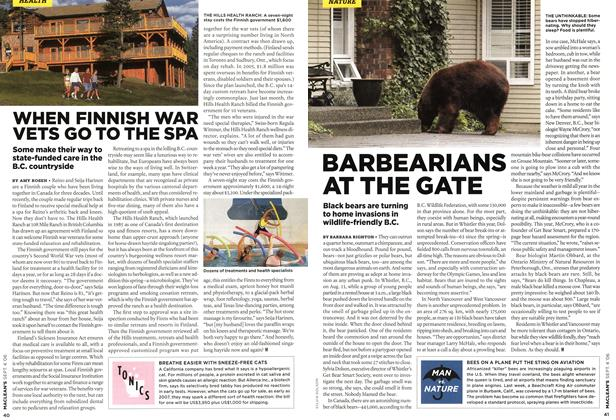 Article Preview: BARBEARIANS AT THE GATE, SEPT. 4th 2006 2006 | Maclean's