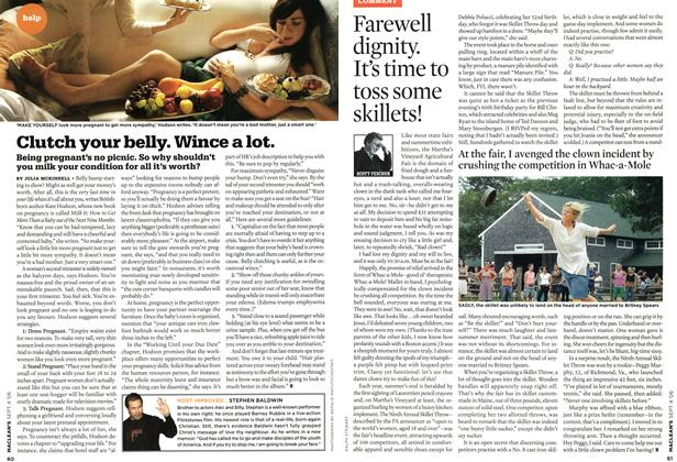 Article Preview: Clutch your belly. Wince a lot., SEPT. 4th 2006 2006 | Maclean's