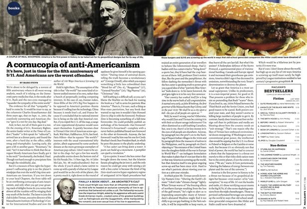 Article Preview: A cornucopia of anti-Americanism, SEPT. 11th 2006 2006 | Maclean's