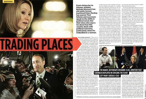 Article Preview: TRADING PLACES, OCT. 9th 2006 2006 | Maclean's
