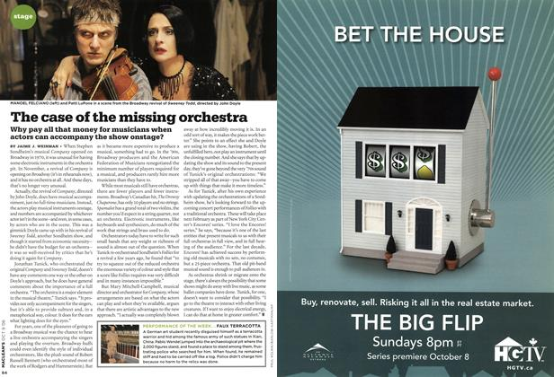 Article Preview: The case of the missing orchestra, OCT. 9th 2006 2006 | Maclean's