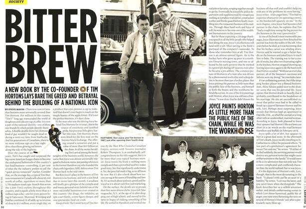Article Preview: BTTER BREW, OCT. 16th 2006 2006 | Maclean's