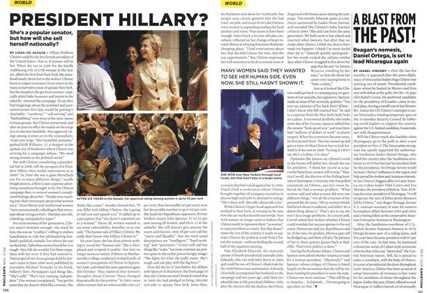 Article Preview: A BLAST FROM THE PAST!, NOV. 13th 2006 2006 | Maclean's