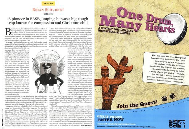 Article Preview: BRIAN SCHUBERT 1940-2006, NOV. 13th 2006 2006   Maclean's