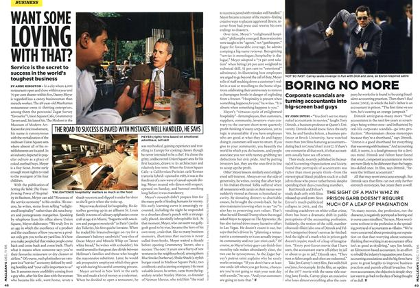Article Preview: BORING NO MORE, DEC. 11th 2006 2006 | Maclean's