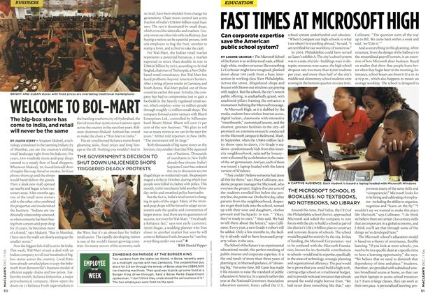Article Preview: FAST TIMES AT MICROSOFT HIGH, DEC. 11th 2006 2006 | Maclean's