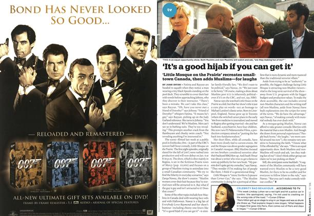 Article Preview: 'It's a good hijab if you can get it', DEC. 11th 2006 2006 | Maclean's