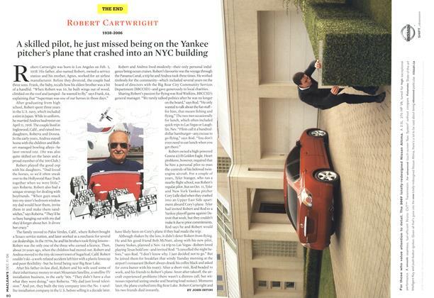 Article Preview: ROBERT CARTWRIGHT 1938-2006, DEC. 11th 2006 2006 | Maclean's