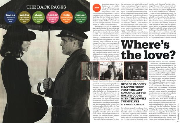 Article Preview: Where's the love?, December 2006 | Maclean's