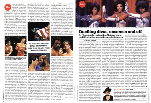 Article Preview: Duelling divas, onscreen and off, JAN. 1st 2007 2007 | Maclean's