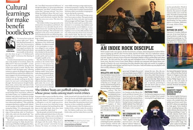 Article Preview: WE COMMAND YOU TO WATCH, JAN. 29th 2007 2007 | Maclean's