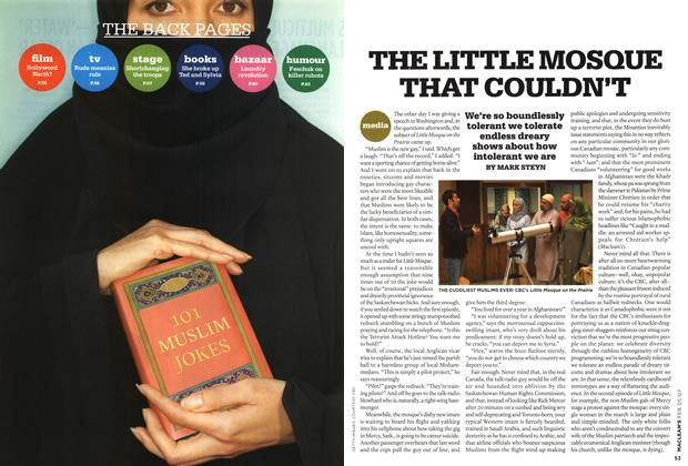Article Preview: THE LITTLE MOSQUE THAT COULDN'T, FEB. 5th 2007 2007 | Maclean's
