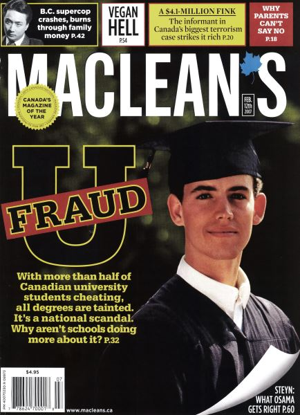 Issue: - FEB. 12th 2007 | Maclean's