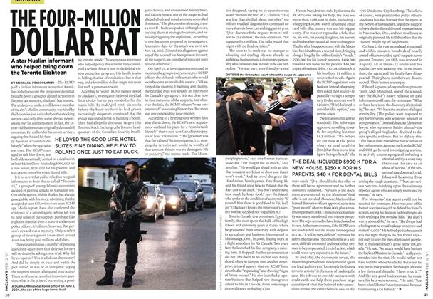 Article Preview: THE FOUR-MILLION DOLLAR RAT, FEB. 12th 2007 2007 | Maclean's