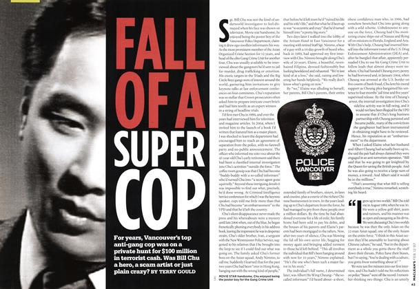 Article Preview: FALL OF A SUPERCOP, FEB. 12th 2007 2007 | Maclean's