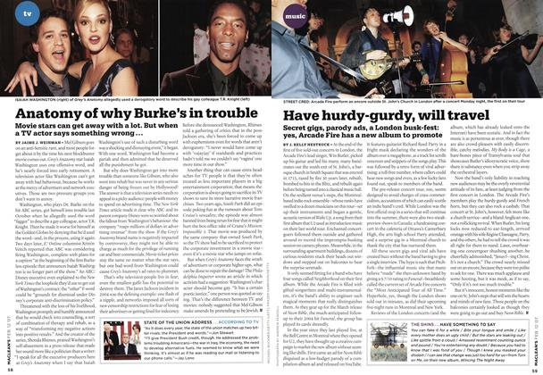 Article Preview: Anatomy of why Burke's in trouble, FEB. 12th 2007 2007 | Maclean's