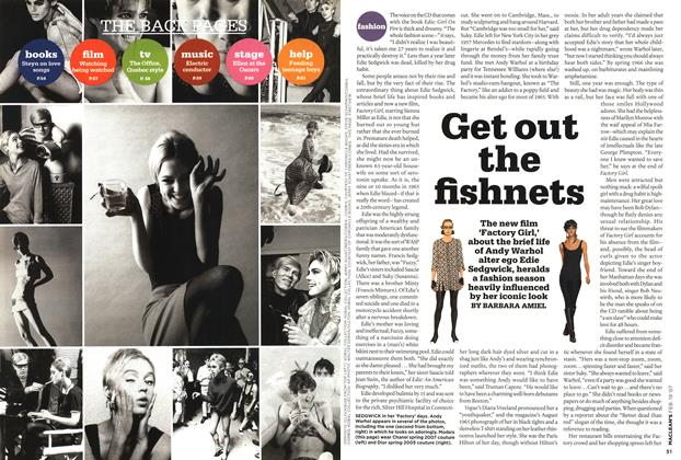 Article Preview: Get out the fishnets, FEB. 19th 2007 2007 | Maclean's