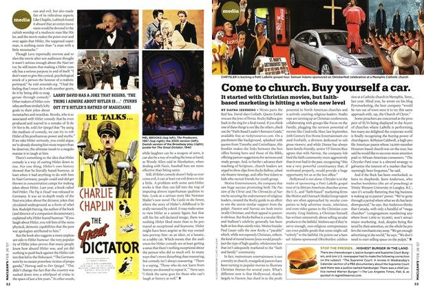 Article Preview: Come to church. Buy yourself a car., FEB. 26th 2007 2007 | Maclean's