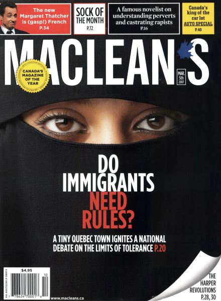 Issue: - MAR. 5th 2007 | Maclean's