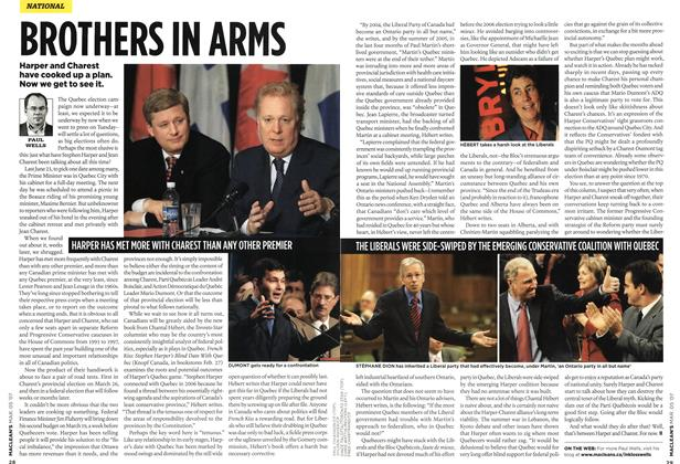 Article Preview: BROTHERS IN ARMS, MAR. 5th 2007 2007 | Maclean's
