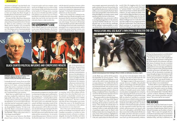 Article Preview: THE DEFENCE, March 2007 | Maclean's