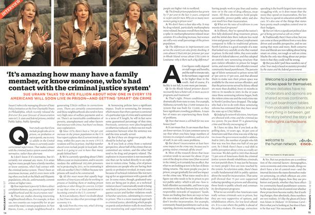 Article Preview: INTERVIEW, MAR. 19th 2007 2007 | Maclean's